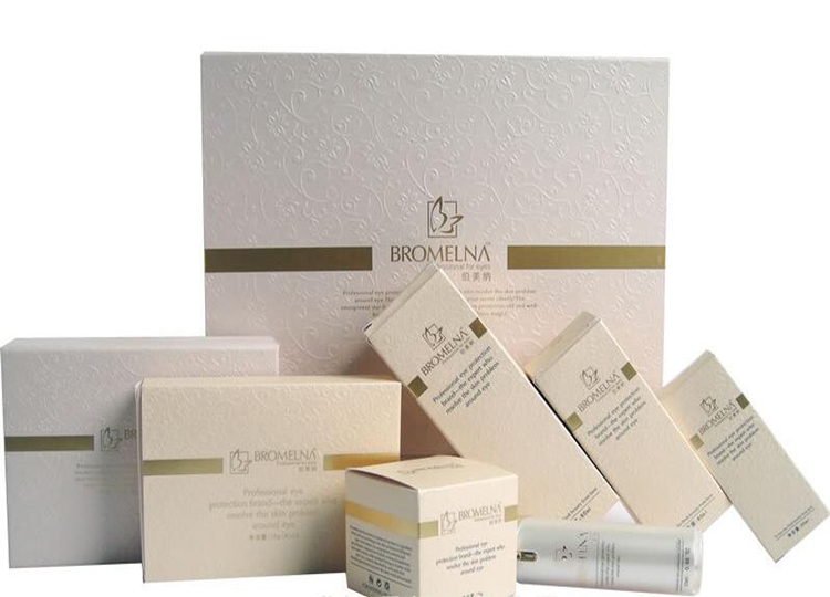 郑州精美化妆品包装盒设计